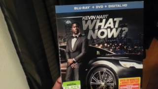 Kevin Hart what now? blue ray movie