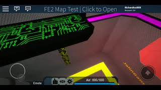 Roblox: FE2 Map Test | The Facilities (COMPLETED)(Mobile)