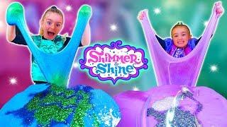 SLIME de SHIMMER and SHINE!! Las Ratitas!! SaneuB