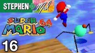 Super Mario 64 #16 • I'm Wet! I'm Dry! I'm Both!