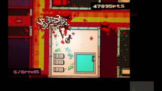 Hotline Miami - All Puzzle Piece Locations