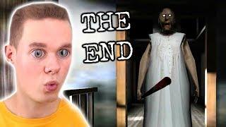 SCHAFFEN WIR DAS ENDE? | GRANNY (Handy Horror Spiel)