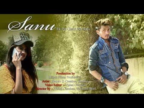 Sanu Ek Pal Chan Na Aave  Love Stoey By.Saurav D Creative