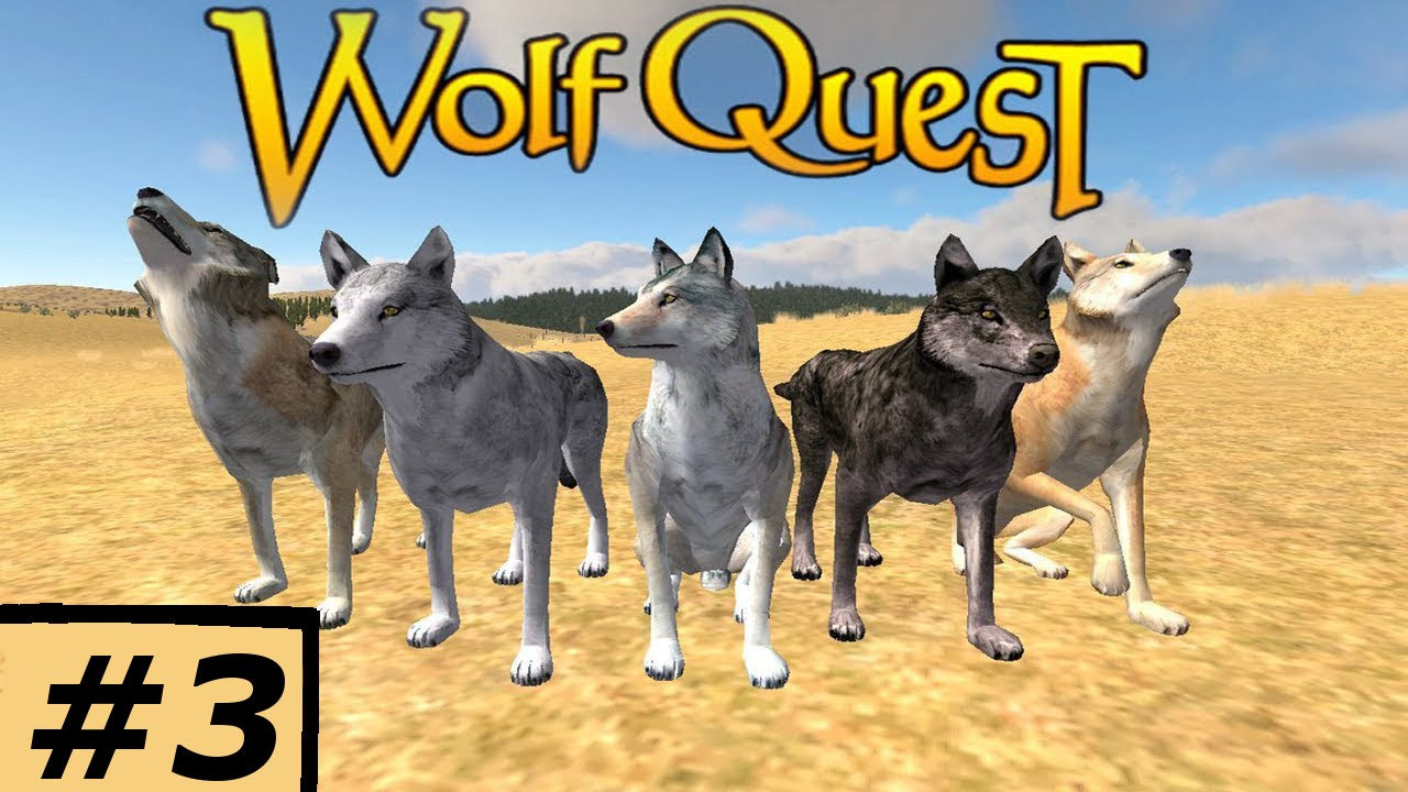 Wolf Quest 3