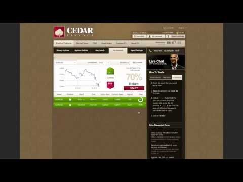 Much Better Than Forex Trading – Revolutionary Binary Options Trading Platform