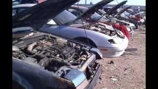 АМЕРИКА #12 американская авто свалка / пора валить