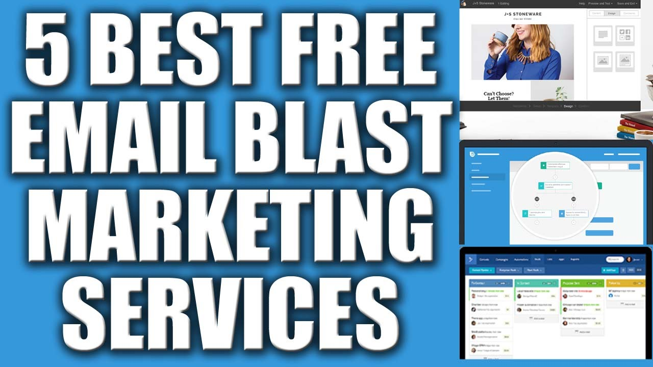 5 Best Free Email Blast Marketing Services Provider 2016 ...