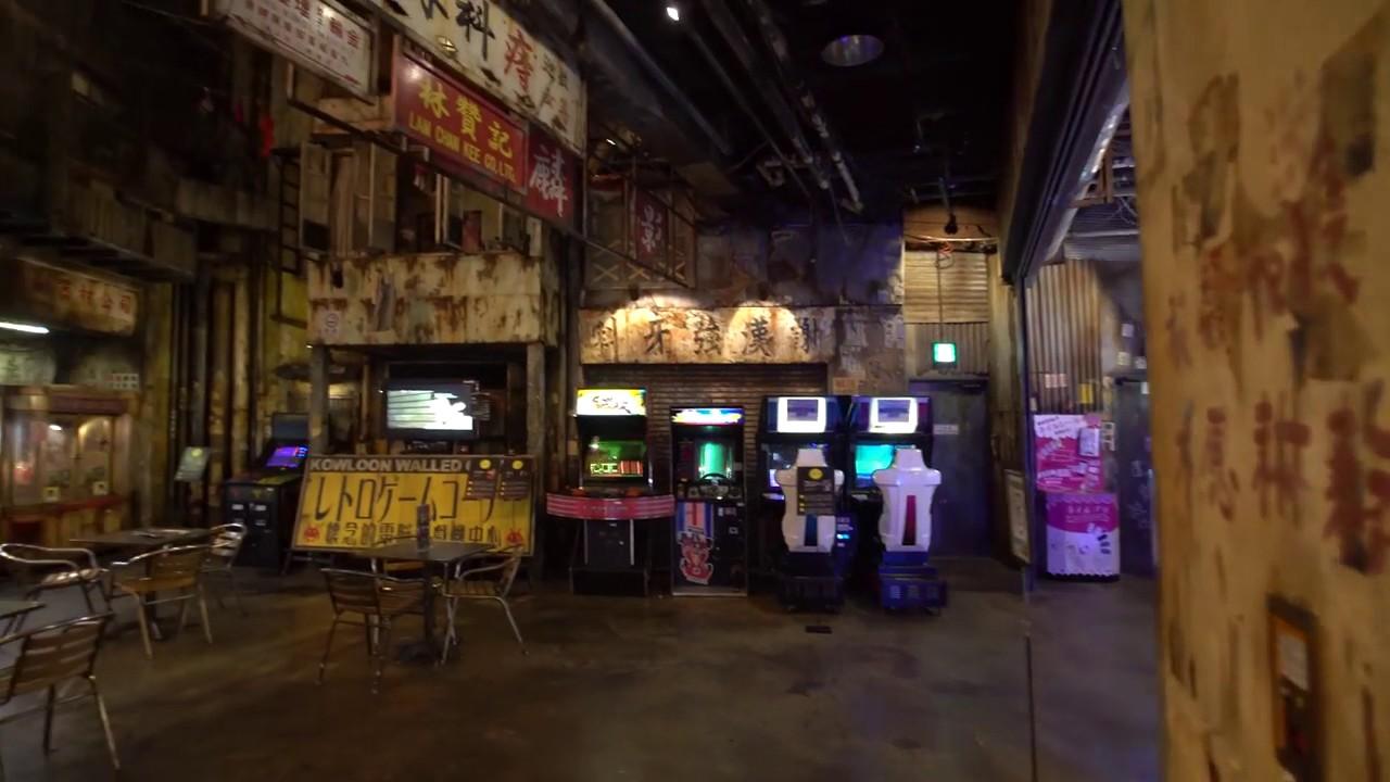 Kawasaki Warehouse Arcade Japan