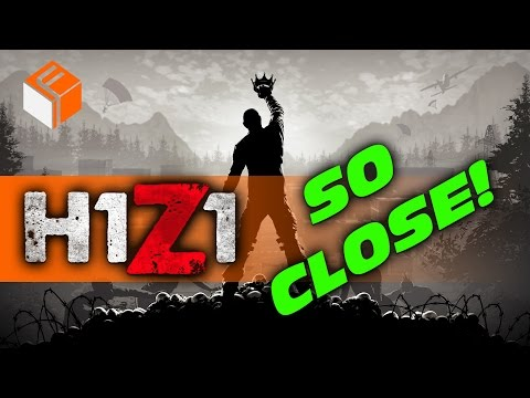 H1Z1 King of the Hill - SECOND PLACE?!