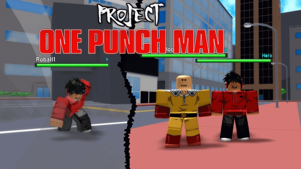 one punch man online game moved roblox New One Punch Man Game On Roblox Is It Good Youtube
