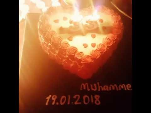 عيد ميلاد حبيبي وعمري وكل حياتي زوجي محمد Youtube