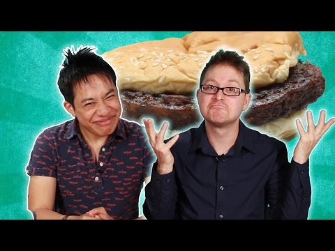 The Ultimate Veggie Burger Taste Test
