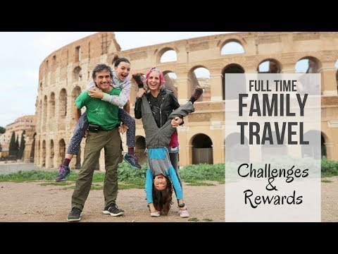 Family of 4 Travel Full Time in 4 Years | Lifestyle Changes are Hard – How You Do It Anyway