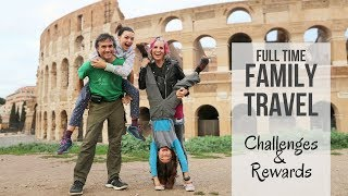 Family of 4 Travel Full Time in 4 Years | Lifestyle Changes are Hard - How You Do It Anyway