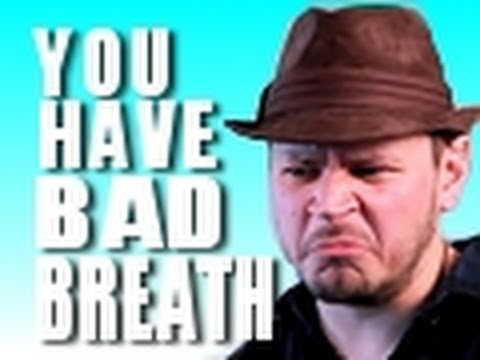 how to tell if you have bad breath youtube