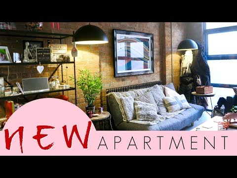 MOVING INTO OUR NEW LONDON APARTMENT!