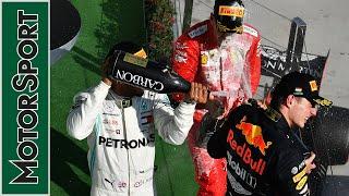 2019 F1 Season Review With Damon Hill And Karun Chandhok