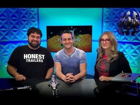 Interview: Andy Signore tells us how he got Deadpool into 'Honest Trailers' on Tomorrow Daily