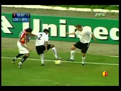 Corinthians 1 x 5 São Paulo - Jogo Completo - Brasileirão 2005 - Jogos Históricos #68