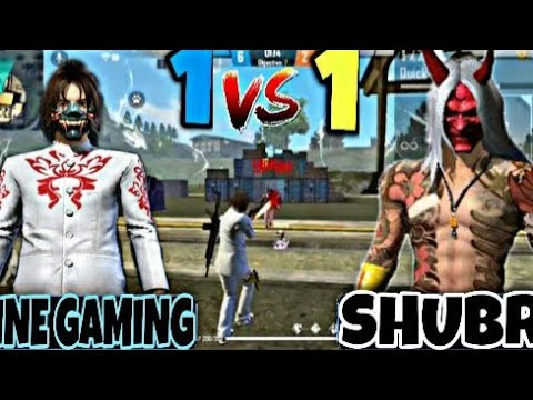 Download can I win this | 1v1 Custom room with SHUBRO | MINE GAMING