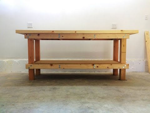 Hd Workbench How To Build It Diy Customized Youtube