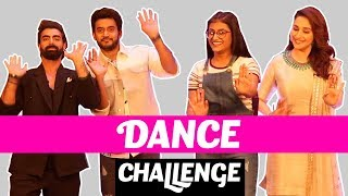 Dance Challenge : Girls Vs. Boys | Ft. Madhuri Dixit | SAMREEN ALI