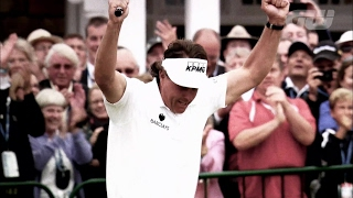 Greats of the Game: Phil Mickelson