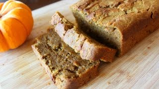 Stay Fit Sunday | Pumpkin Bread