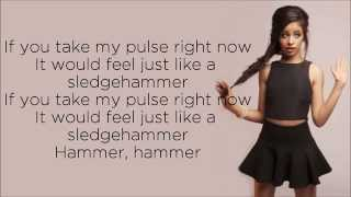 Fifth Harmony - Sledgehammer (Lyrics)