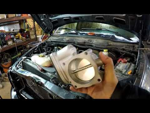 Dodge red lightening bolt dash warning light - YouTube