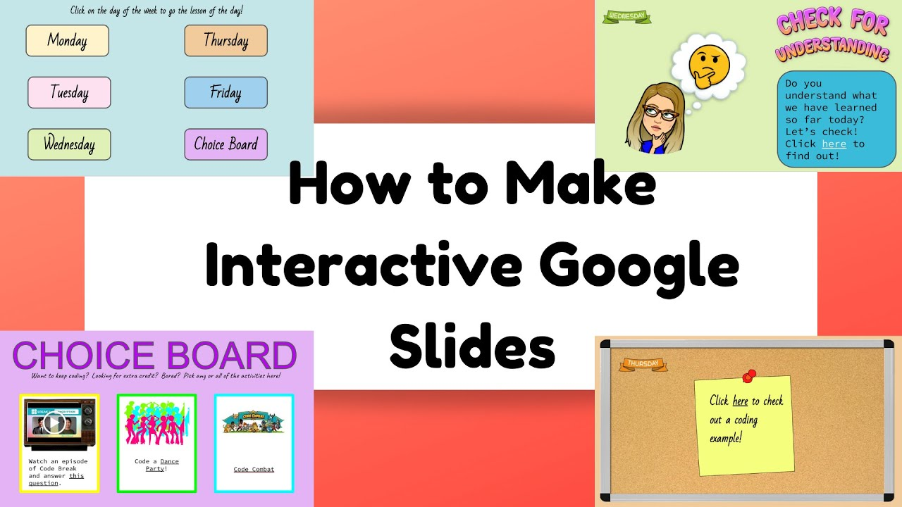 Download How to Make INTERACTIVE Google Slides (All the Basics & Then Some!)