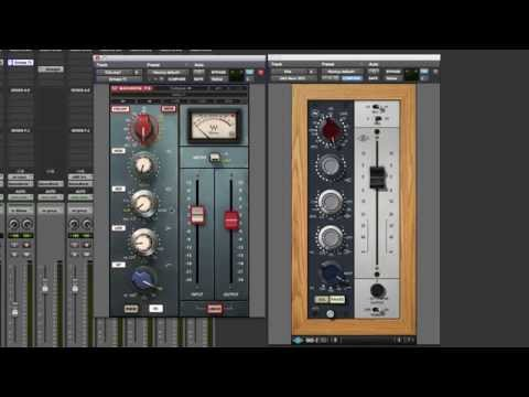 UAD Neve 1073 Review With Waves Scheps 73 Comparison