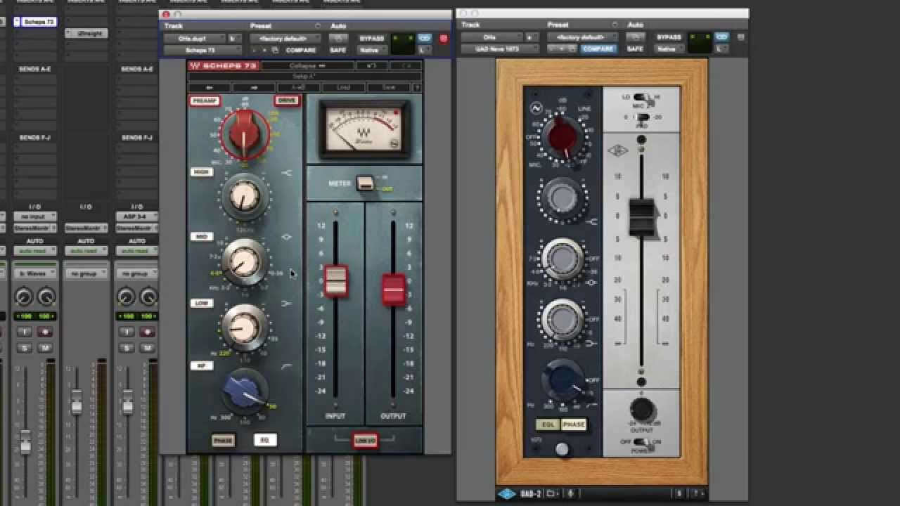 waves vs uad 2