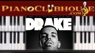 """Video 🎹 How to play """"PASSIONFRUIT"""" by Drake (easy piano tutorial lesson) download MP3, 3GP, MP4, WEBM, AVI, FLV Juni 2018"""