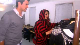 Cheryl Cole : Making Of Fight For This Love Pt. 1