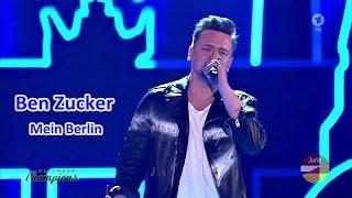 Ben Zucker - Mein Berlin (Schlagerchampions - Das große Fest der Besten 2020)