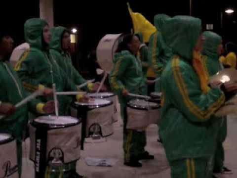 Mason Drum Line at Gold Rush