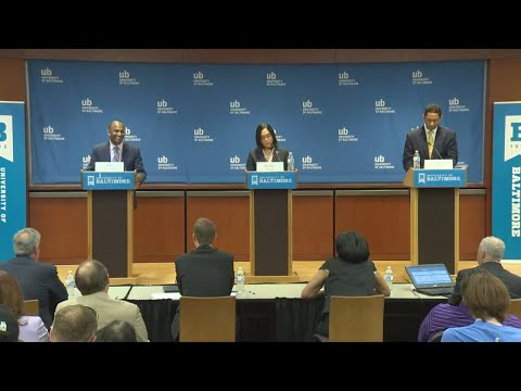 Baltimore City State's Attorney Debate