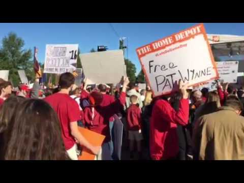 Dixieland Delight at College Gameday 2016
