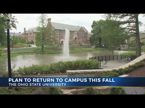 Ohio State students to return to campus in fall, football plans to be determined