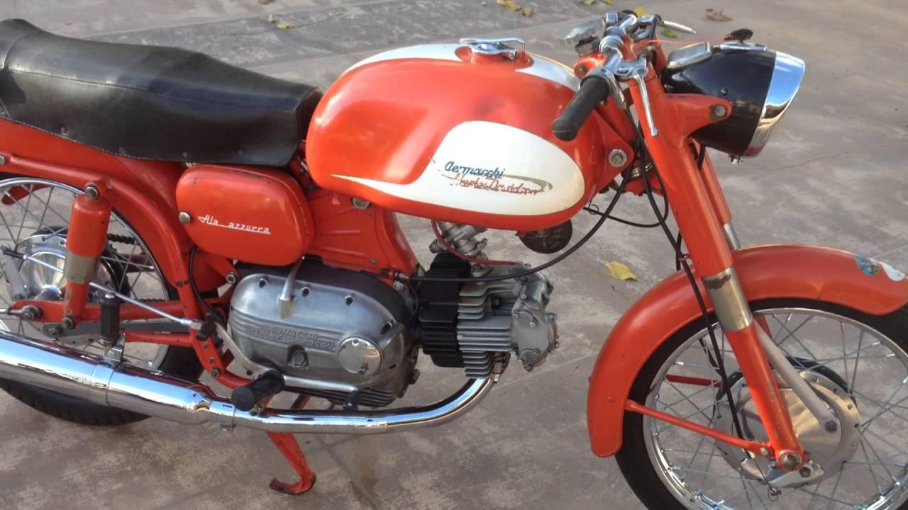 1962 Harley Davidson Aermacchi Ala azzurra For Sale