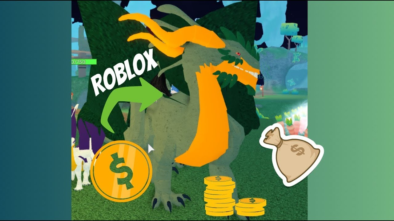 Roblox Dragon Adventures How To Make Money Youtube