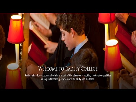"RADLEY COLLEGE Documentary 1980: ""Public School"" (1of5)"