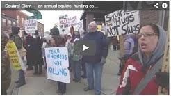 Squirrel Slam -- bizarre hunting contest