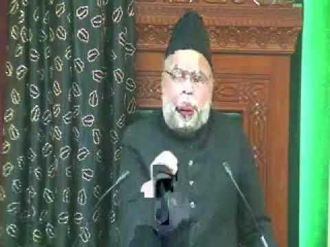 03 Majlis 02 Muharram 1439 2017 Maulana Sadiq Hasan