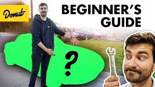 How to Get Started on a Project Car (it's easier than you think)
