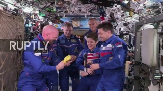 LIVE: ISS Expedition 57 returns to Earth: deorbit burn and landing