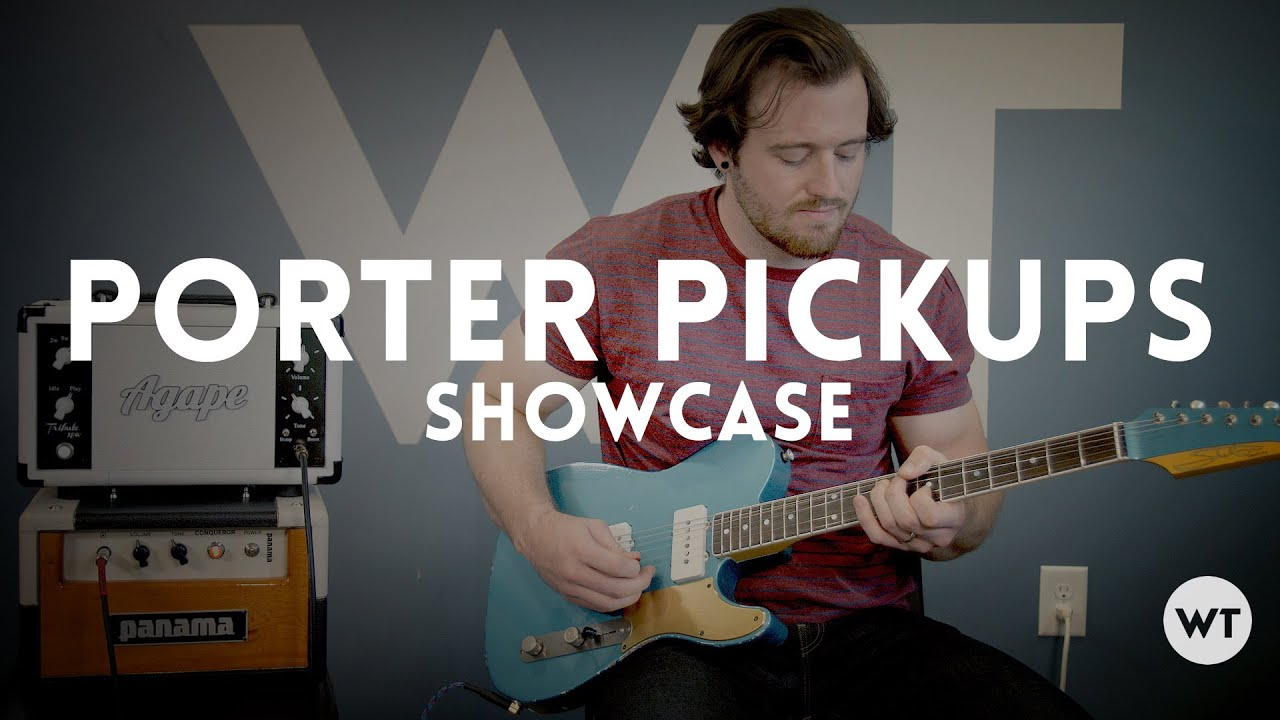 Porter Pickups Showcase Hear 5 Different Sets Of In Stratocaster Blender Wiring Action