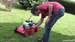 • Tondeuse GGP, moteur Tecumseh : Carburateur réparé !
