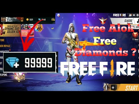 Free Dj Alok//Alok in gold//unlimited diamonds//funny gameplay//free fire event//op gameplay//alok